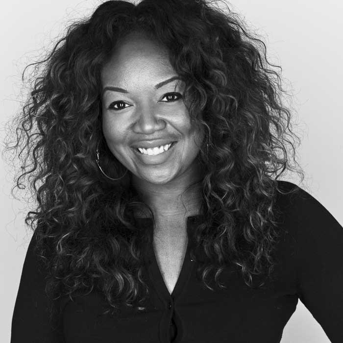 Michelle Thompson Afro and Curly Hair Expert