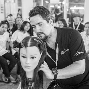 Hairdressing Advice to My Younger Self - Paul Corbett - Francesco Group