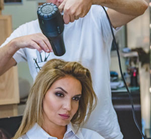 Perfect Blow-Dry Francesco Group