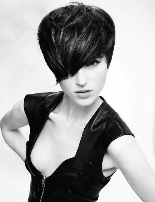 Raw Rebellion - Francesco Group Hairdressing Collections