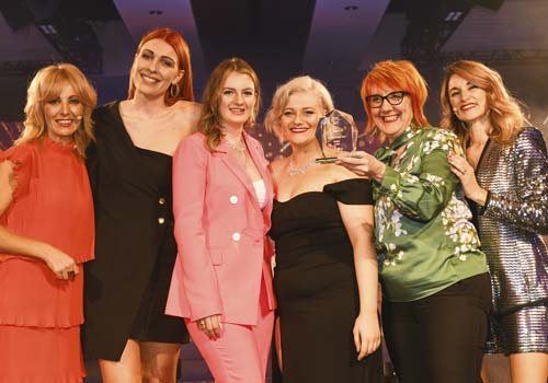 Retailer Of The Year Winner Francesco Group Leek