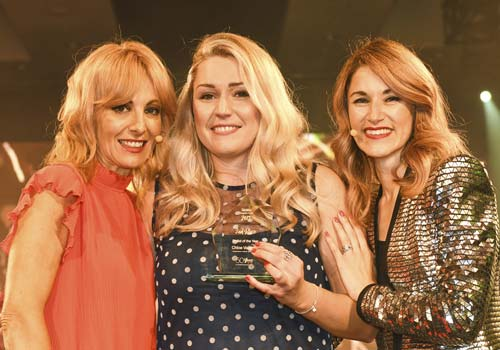Stylist Of The Year Second Place Chloe Vallance Francesco Group