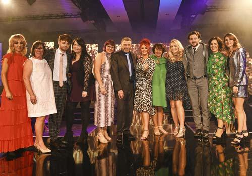 Top Salon Winner Francesco Group Northwich