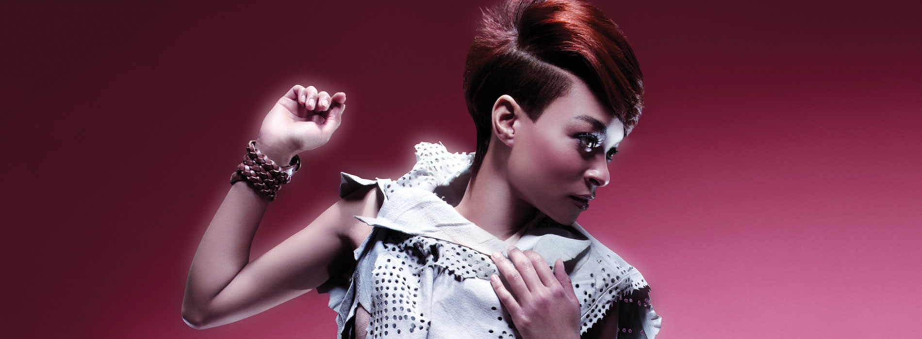 Tribe - Francesco Group Hairdressing Collections