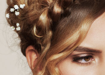 Wedding Hair by Francesco Group