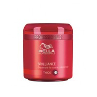 Wella Professionals Brilliance Mask for Fine / Normal Hair - 150ml